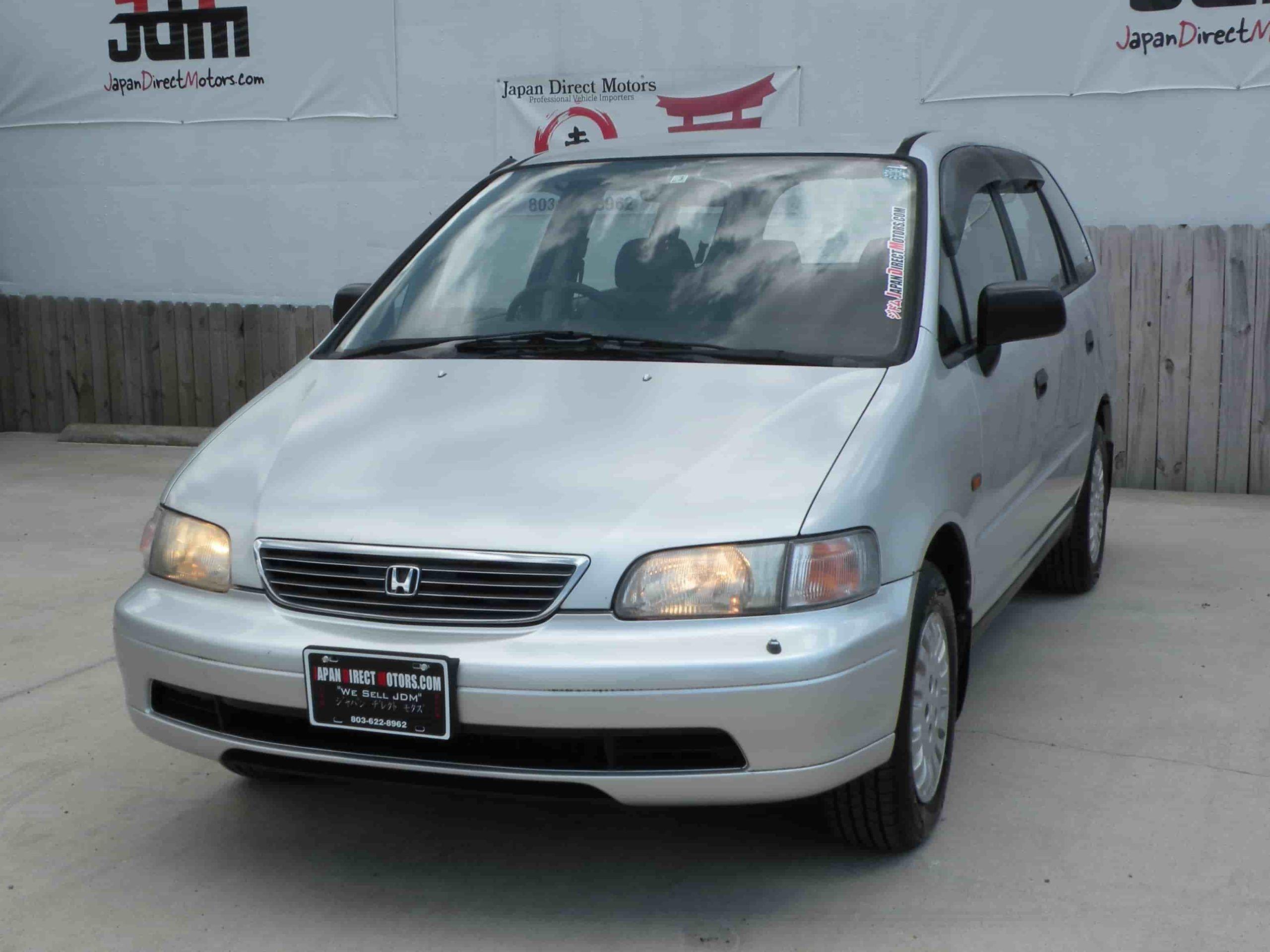 1995 Honda Odyssey L Van Jdmbuysell Com In 2020 Honda Odyssey Jdm Cars For Sale Honda