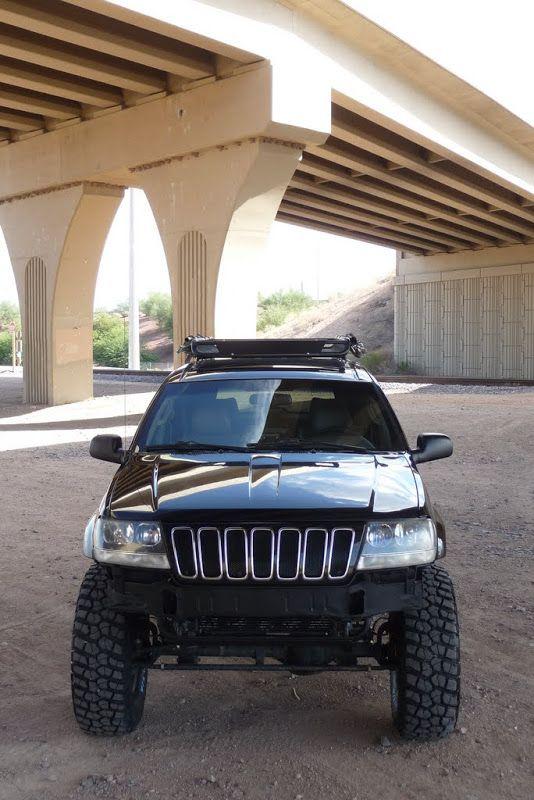 Theksmith S 2003 Jeep Grand Cherokee Wj Limited 4 7 H O The Do