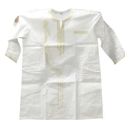 2016 African Man Fashion Design Bazin Riche Embroidery Print 100% Cotton Material Plus Size PH2
