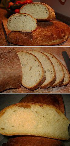 Хлеб венгерский, очень вкусный : Хлеб, батоны, багеты, чиабатта