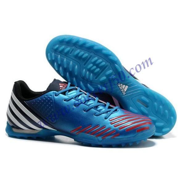e08e622c0c Cheap adidas Predator LZ TRX TF Blue Infrared Black For Wholesale ...