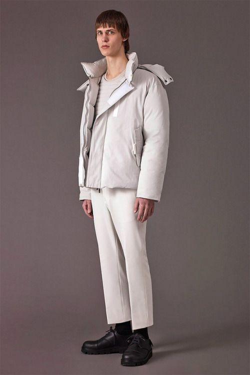 Jil Sander FW17.  menswear mnswr mens style mens fashion fashion style jilsander campaign lookbook