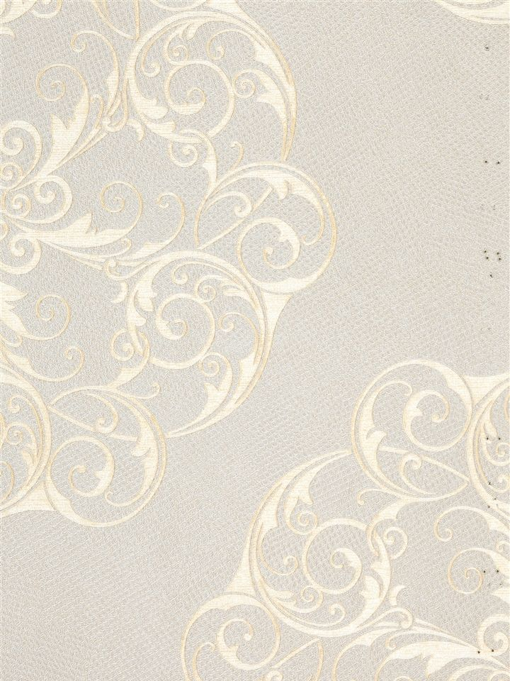 Add subtle texture to your walls with this swirly
