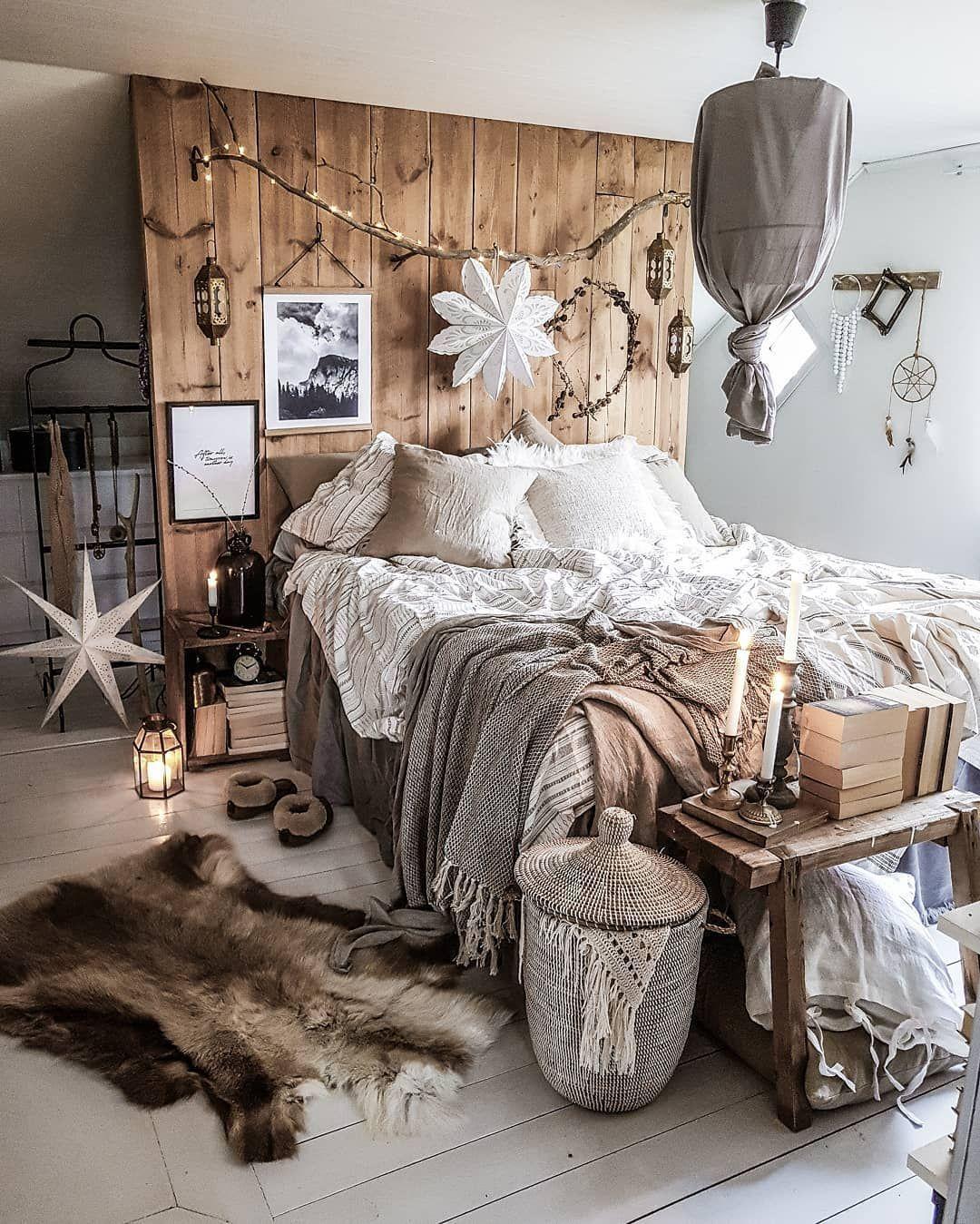 industrial bedroom [simple decoration ideas, interior