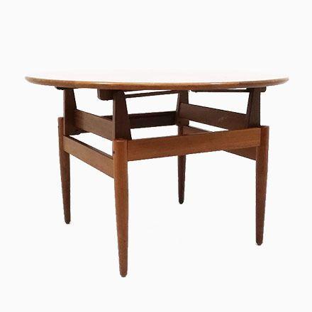 Höhenverstellbarer Mid-Century Tisch Jetzt bestellen unter