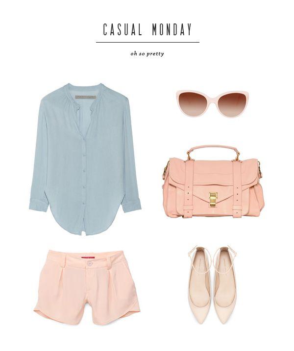 Casual Monday | Oh So Pretty Blog