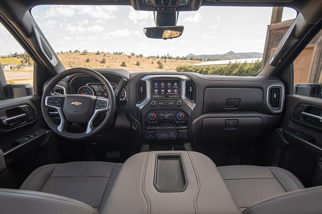 Awesome 2020 Chevrolet 2500hd Ltz Interior And View Di 2020