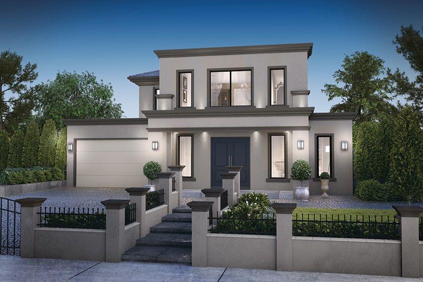House Design: Plaza B - Porter Davis Homes | House Ideas / Exterior ...