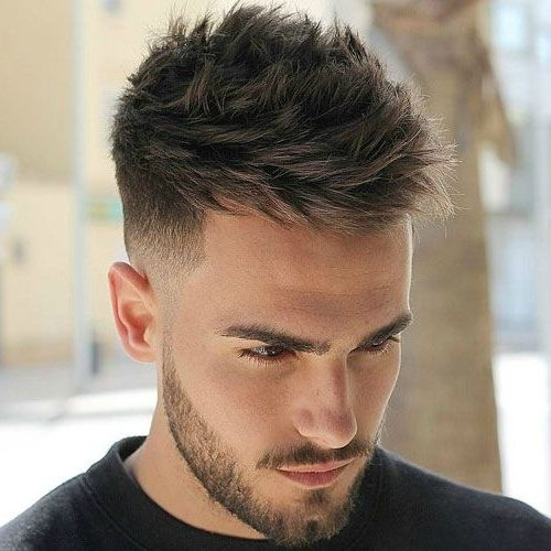 Mens Short Hairstyles Entrancing 1000 Ideas About Low Fade Haircut On Pinterest Low Fade Fade