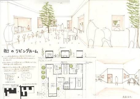 即日設計」の画像検索結果   建築スケッチ, 建物, 建築