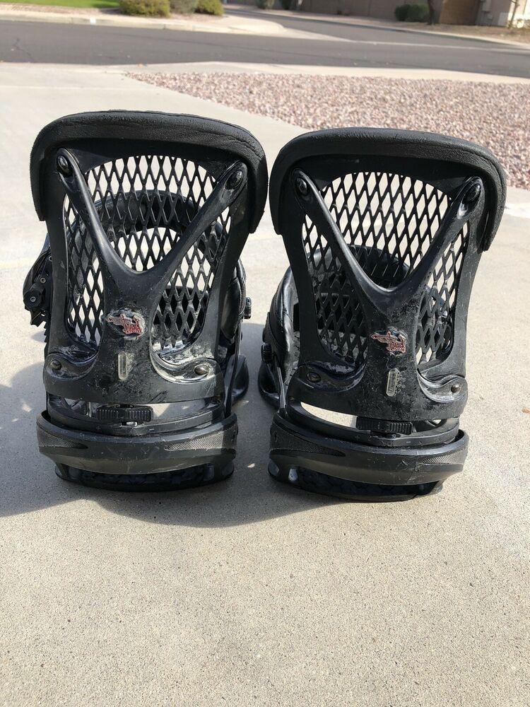 sin cable no se dio cuenta Beneficiario  Advertisement(eBay) Burton Triad Men's Large Snowboard Bindings. |  Snowboard bindings, Burton snowboard boots, Snowboarding style