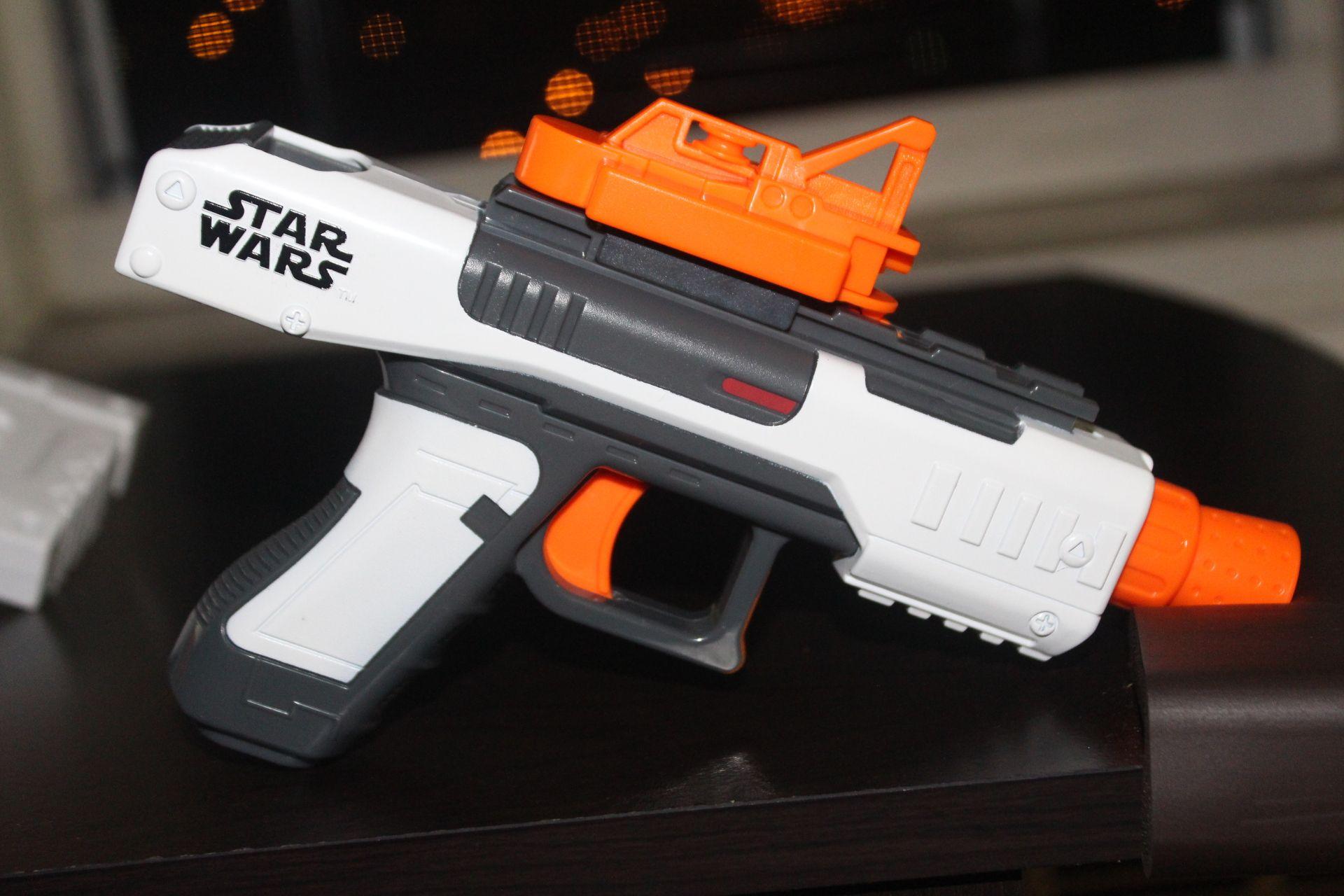 new star wars nerf blasters