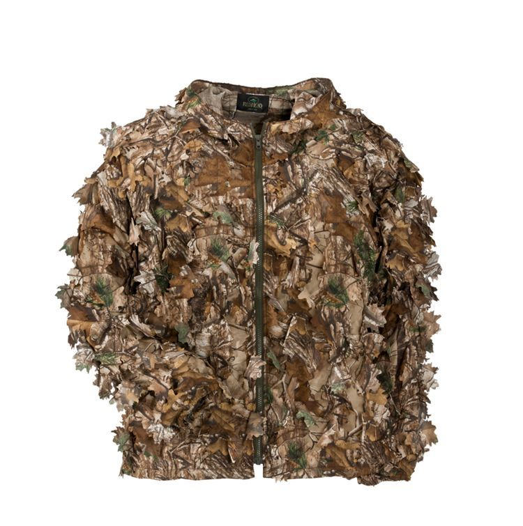 RedHead® 3D Evolution® Hunting Jackets for Men | Bass Pro Shops #menshuntinggear #menscamo #camojacket #turkeyhunting