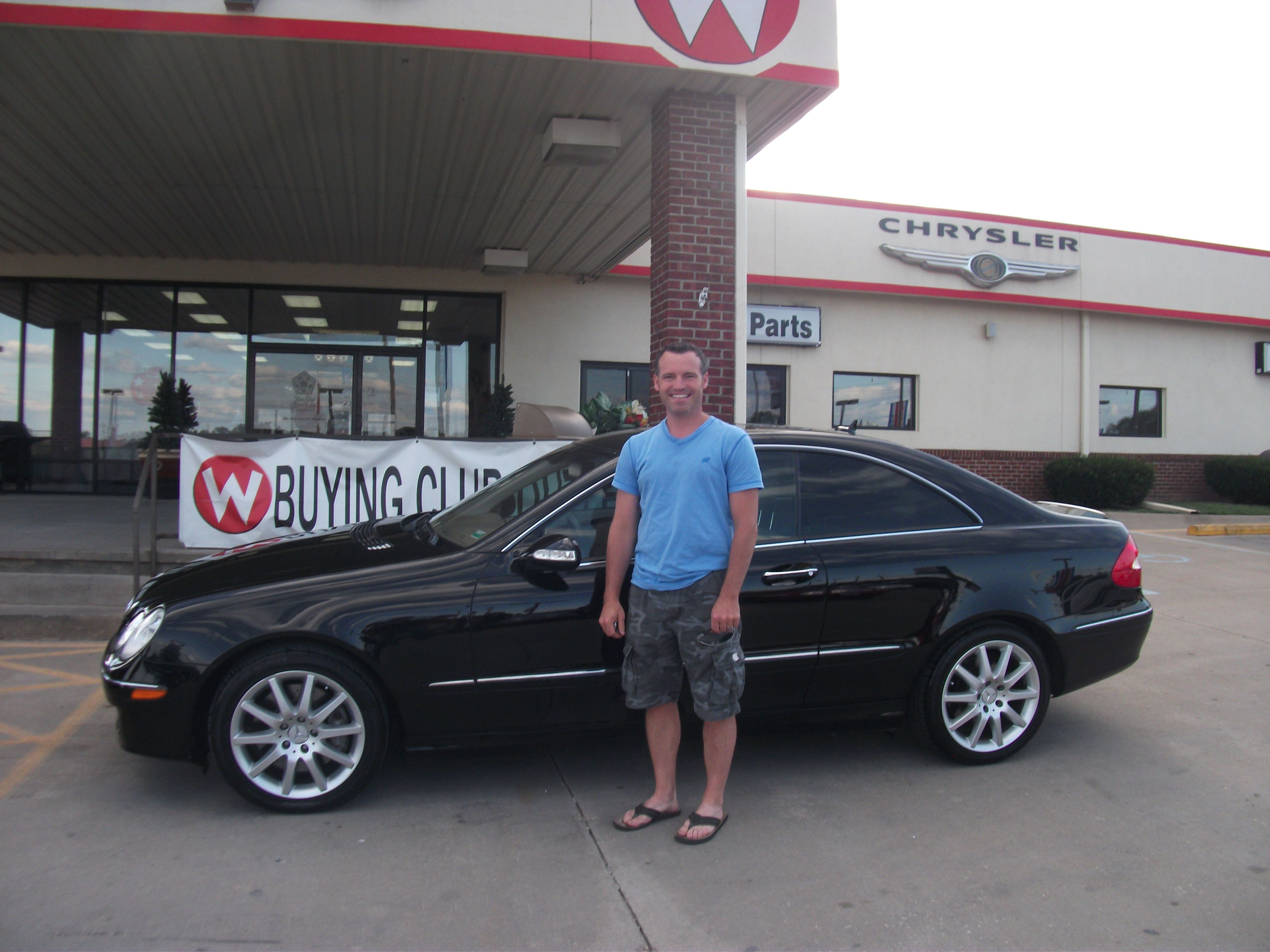 Robert Nab From Overland Park Kansas Purchased This 2007 Mercedes Benz Clk 350 And Wrote 5 Stars Neva And Polly Jeep Dealer Automotive Group Trenton