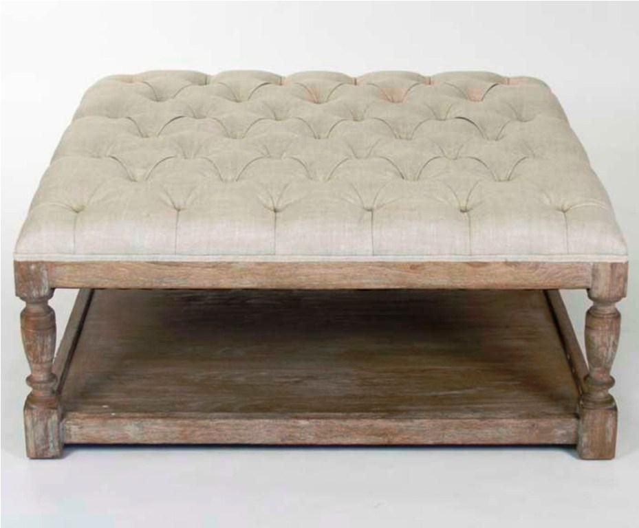 Genial Ottoman Coffee Table | Back To Post :Amazing Tufted Ottoman Coffee Table  Design