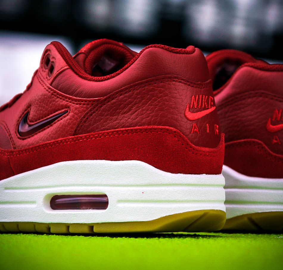 Nike Air Max 1 Premium SC Jewel Gym Red Grailify Sneaker