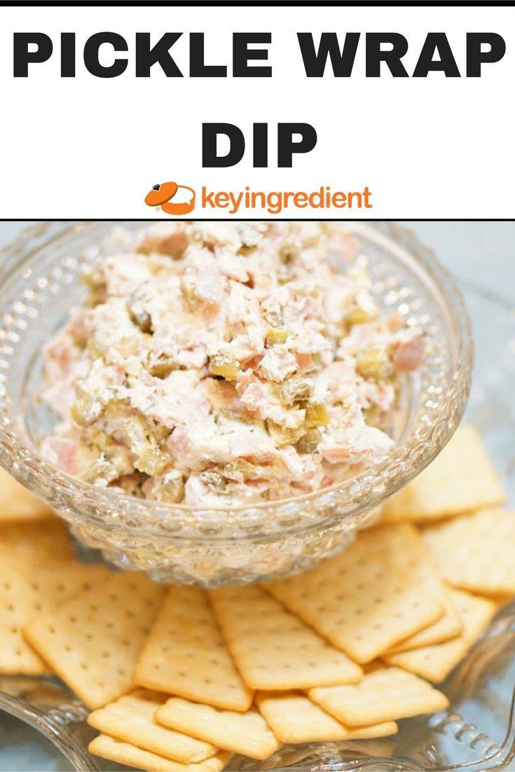pickle wrap dip recipe