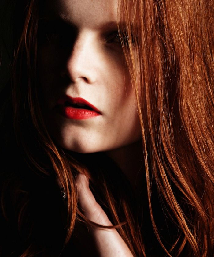 The Libertine On Wordpress Com Ginger Snaps Ginger Hair Hair Makeup
