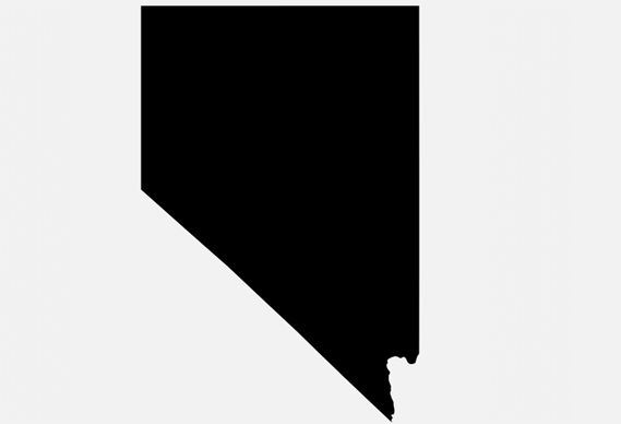 Nevada The United Shapes Of America The Noun Project Ted Grajeda Creative Review Nouns The Unit