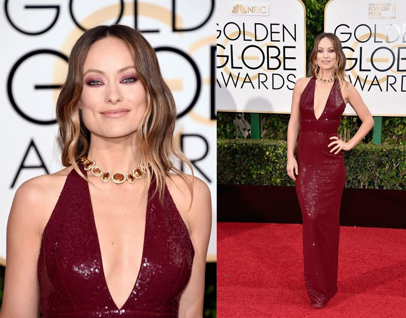 TOP 5: Tapete Vermelho do Golden Globes 2016 (Make e Look)