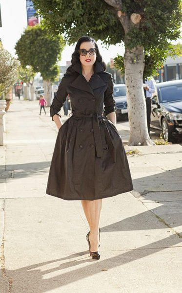 308af8b6cb dita von teese normal clothes - Google Search
