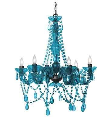 TURQUOISE CHANDELIER GYPSY BEADED CHIC BOHO LIGHT UNIQUE COLORFUL CRYSTALS GLAM  sc 1 st  Pinterest & Turquoise chandelier gypsy beaded chic boho light unique colorful ...