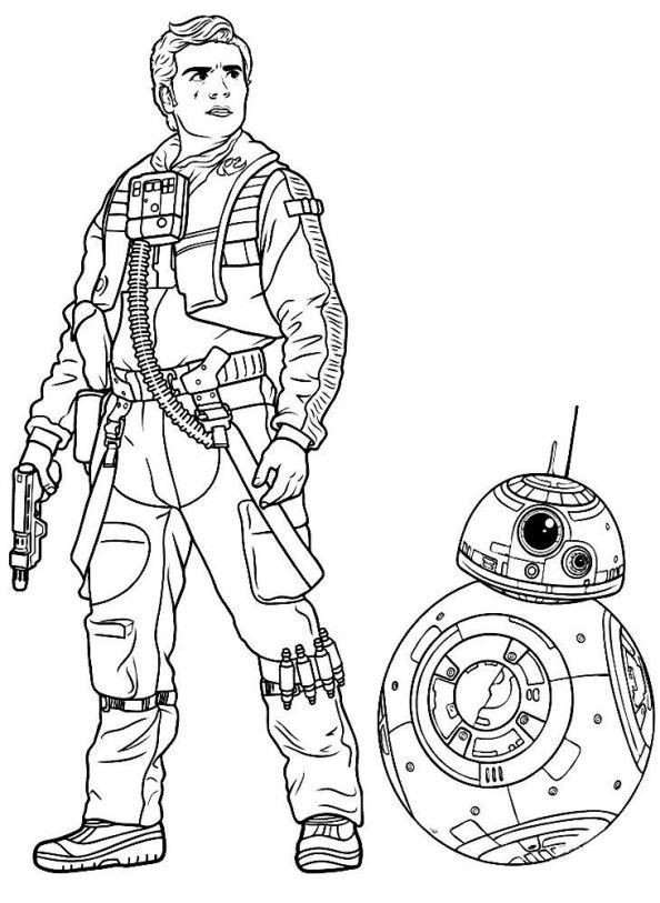 Star Wars Coloring Pages Free Printable Star Wars Coloring Pages Star Wars Drawings Star Coloring Pages Star Wars Colors