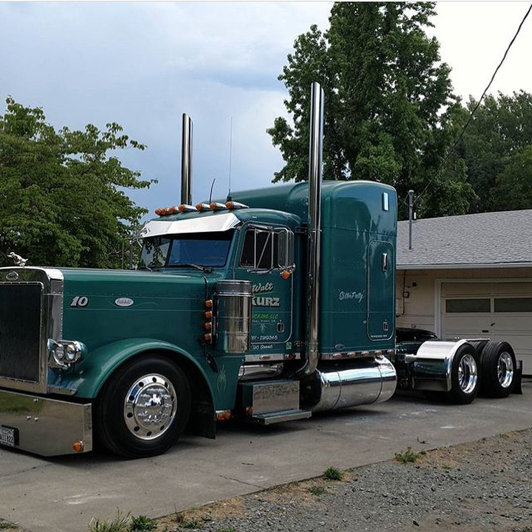 Peterbilt custom 379EX - We buy used trailers in any condition ...