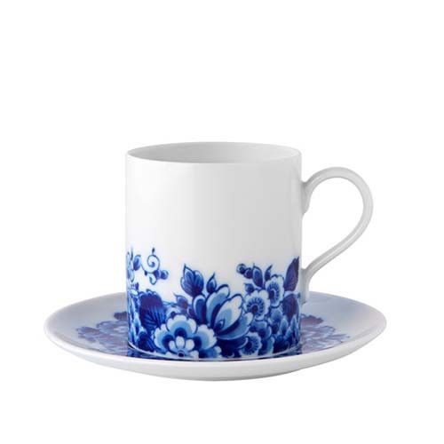 Blue Ming Teacup Saucer By Marcel Wanders For Vista Alegre Products