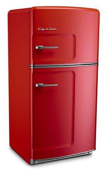 Original Big Chill Retro Refrigerator/ Retro Fridges, Stoves