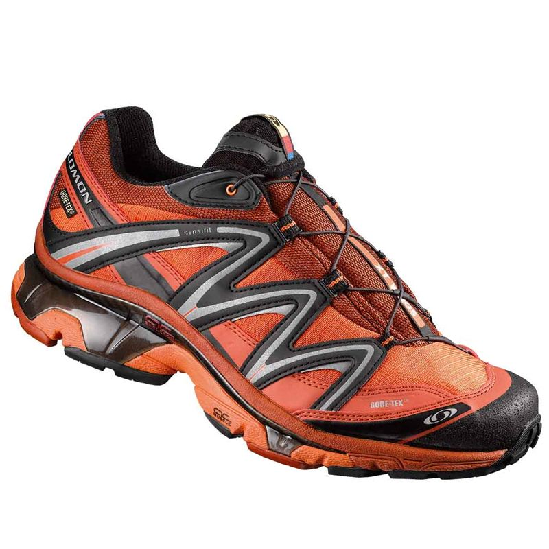 Salomon XT Wings 2 Women's Running Trail Hiking Gore Tex