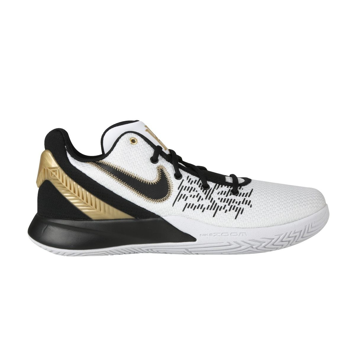 various colors f1c40 4b735 Chaussures Basketball Nike Kyrie Flytrap Ii Blanc noir - Taille   40 41