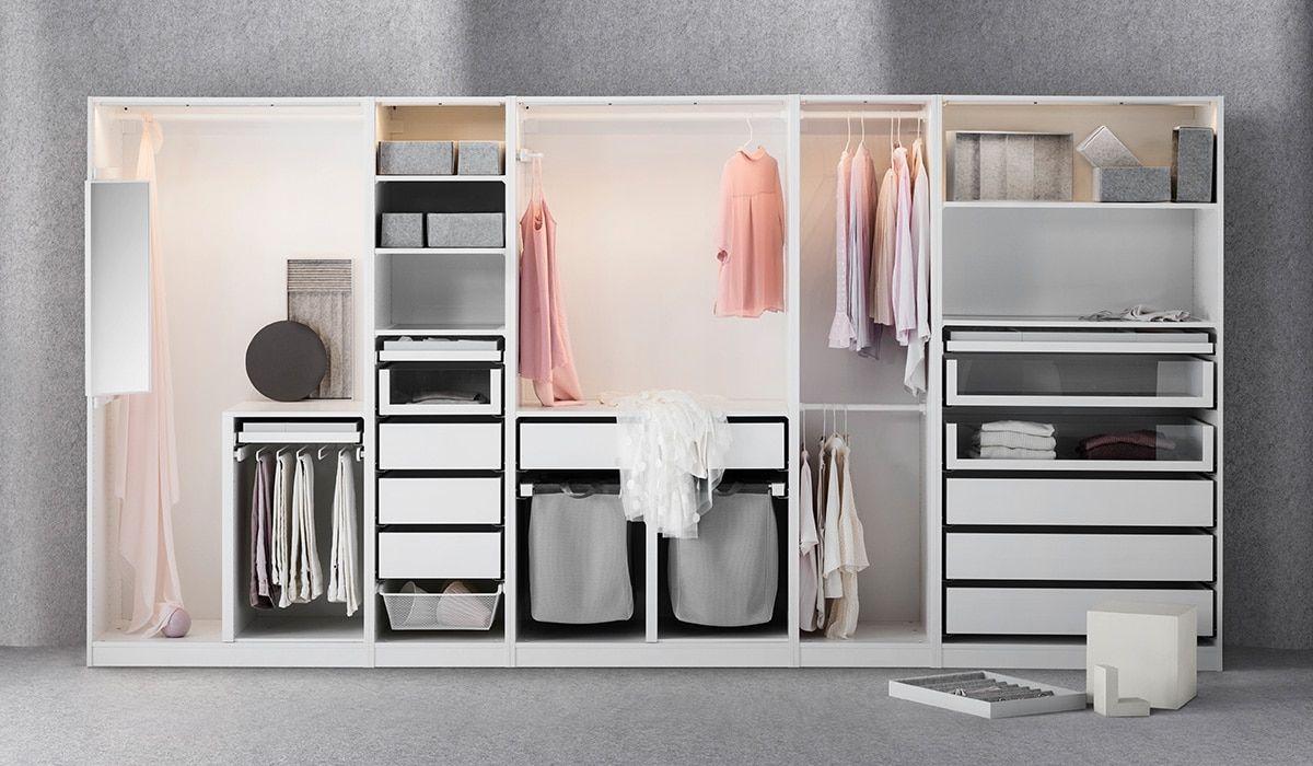 Cabina Armadio Piccola Ikea 2021