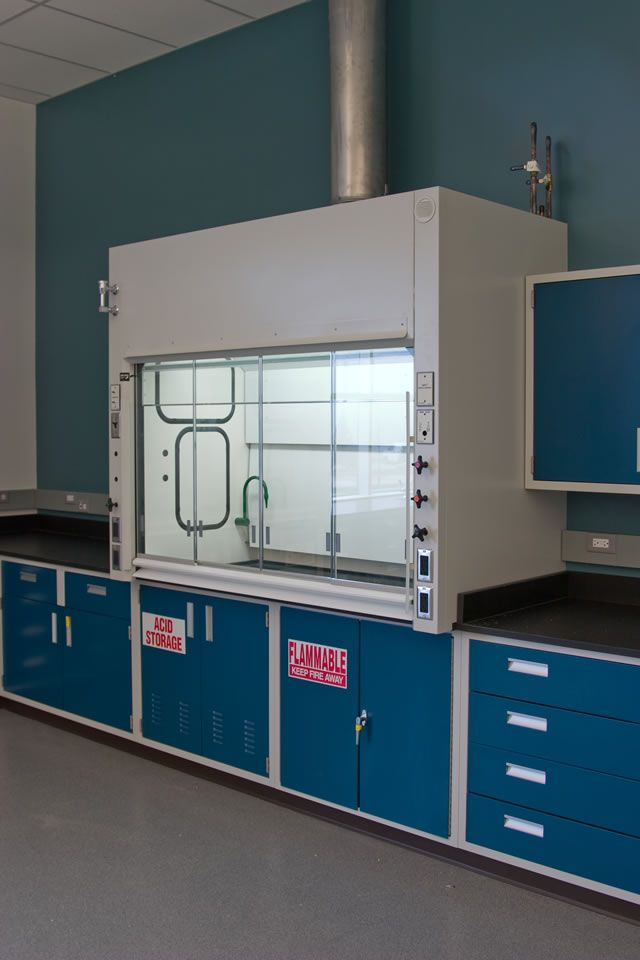 Sgm Laboratory Fume Hood Is A Ventilated Enclosure Designed To