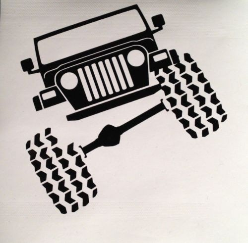 Just started up a business about my love Jeeps. Here is one of a ...