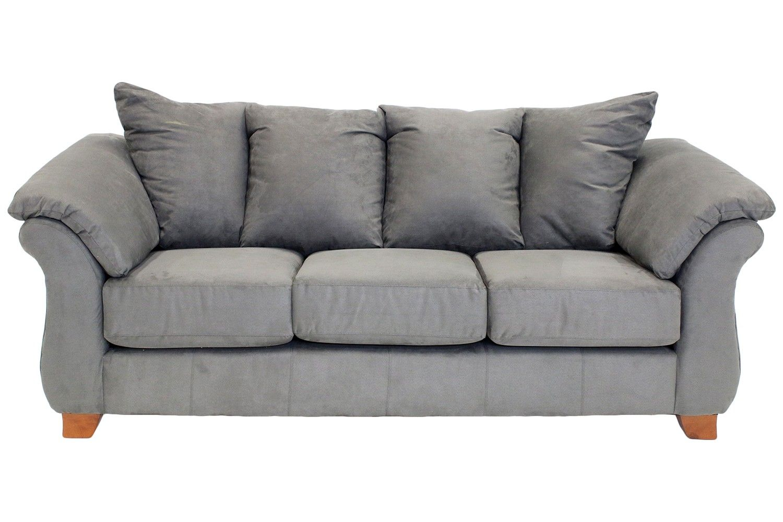 Best Shasta Charcoal Sofa Sofas Living Room Mor Furniture 400 x 300