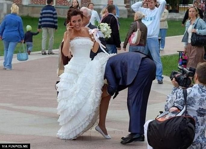 awesome Funny and awkward wedding brides from around the world