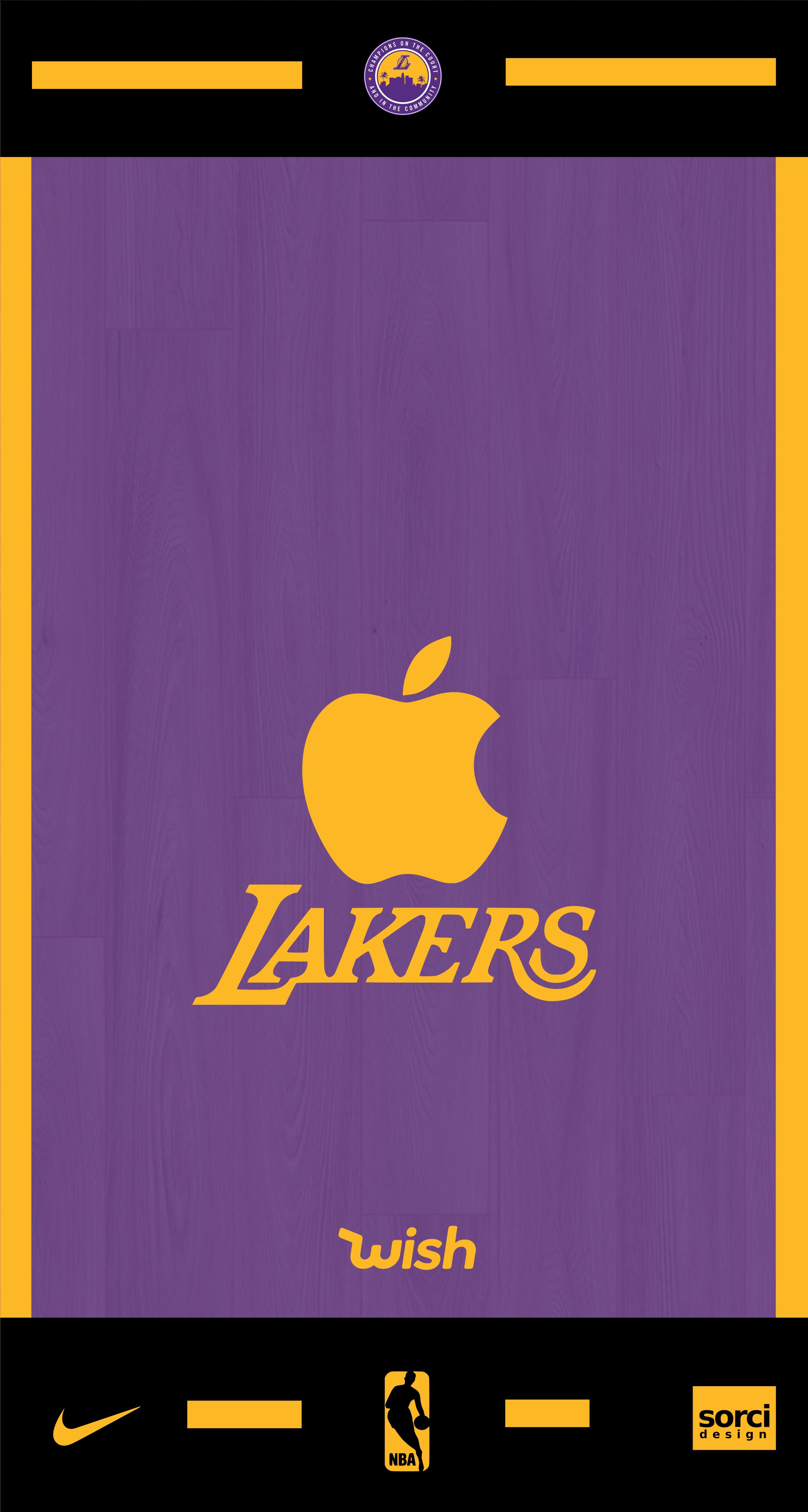 La Lakers Wallpaper I Phone Lakers Wallpaper Nba West Lakers
