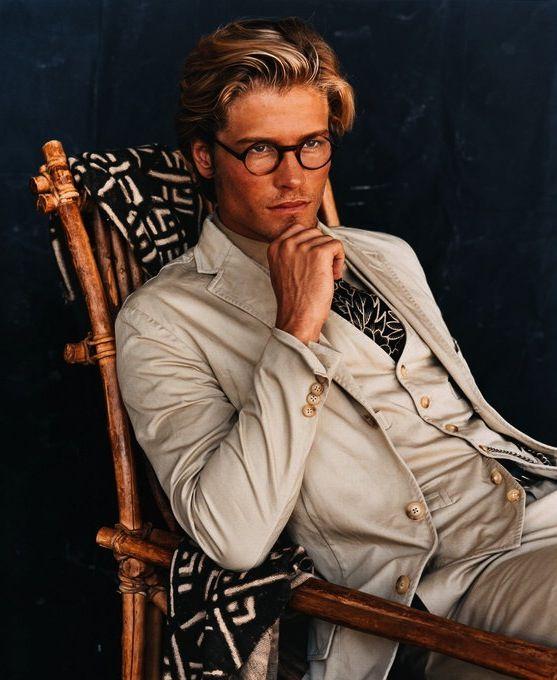 Leif, PRL Safari Eyewear. Www.annabelchaffe