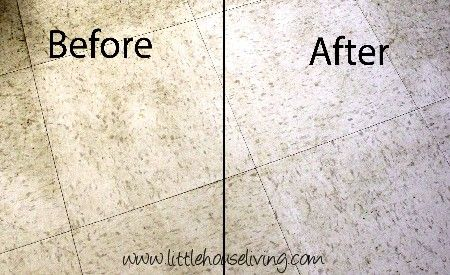 Cleaning with Elbow Grease
