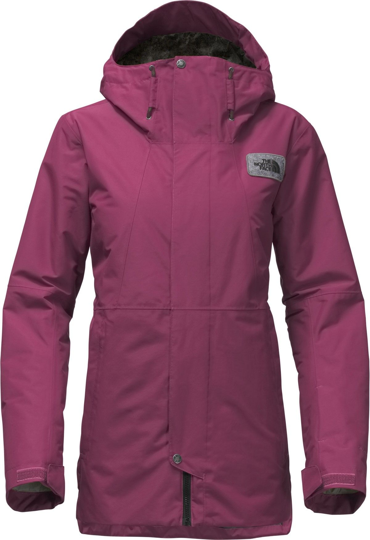 Get The Shot At Any Cost In This Waterproof Lightly Insulated Jacket That Features A Secure Zip Chest Pocket With A North Face Women Insulated Jackets Jackets