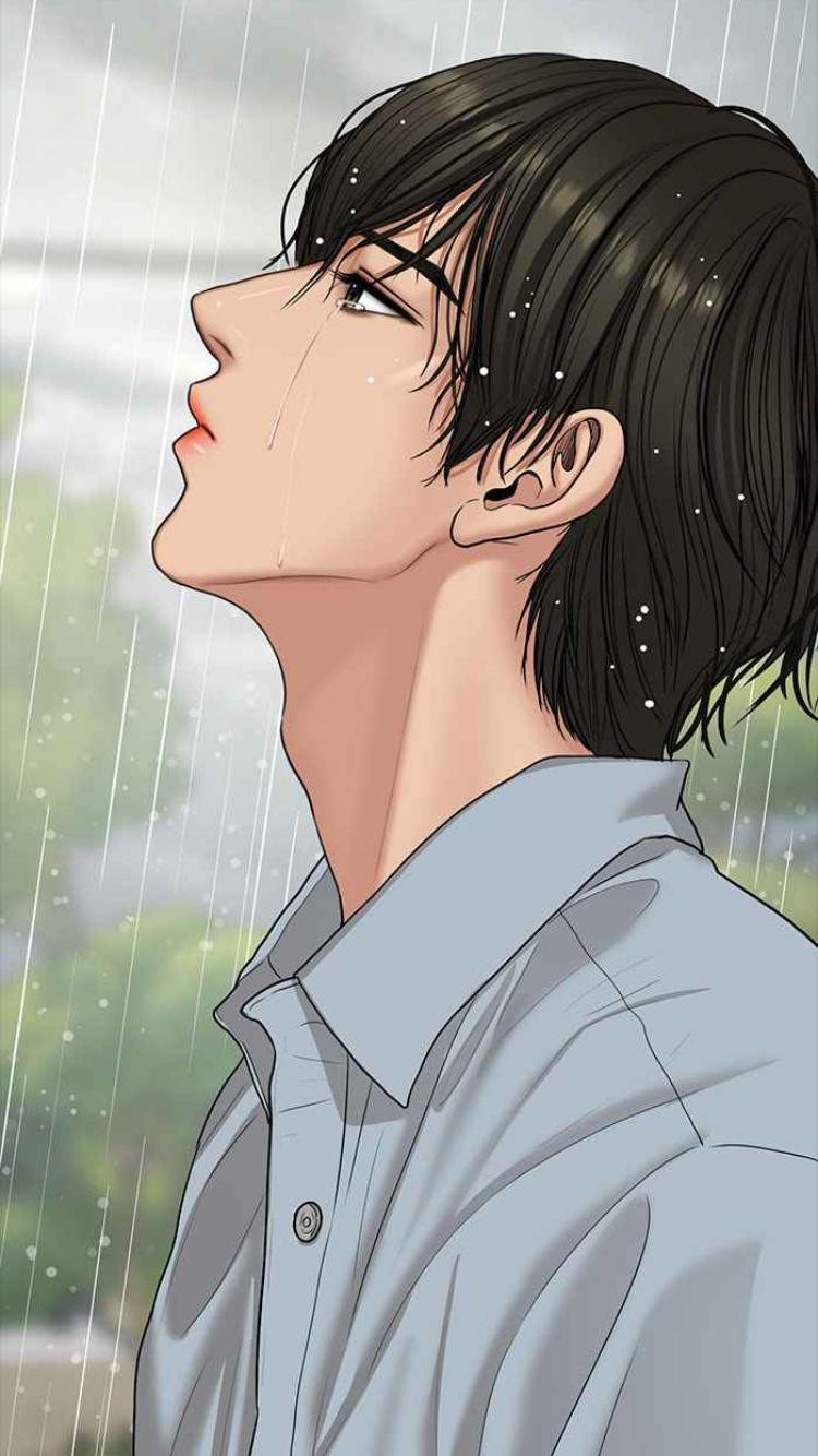 Suho Lim di 2020 Gambar anime, Lukisan wajah, Ilustrasi