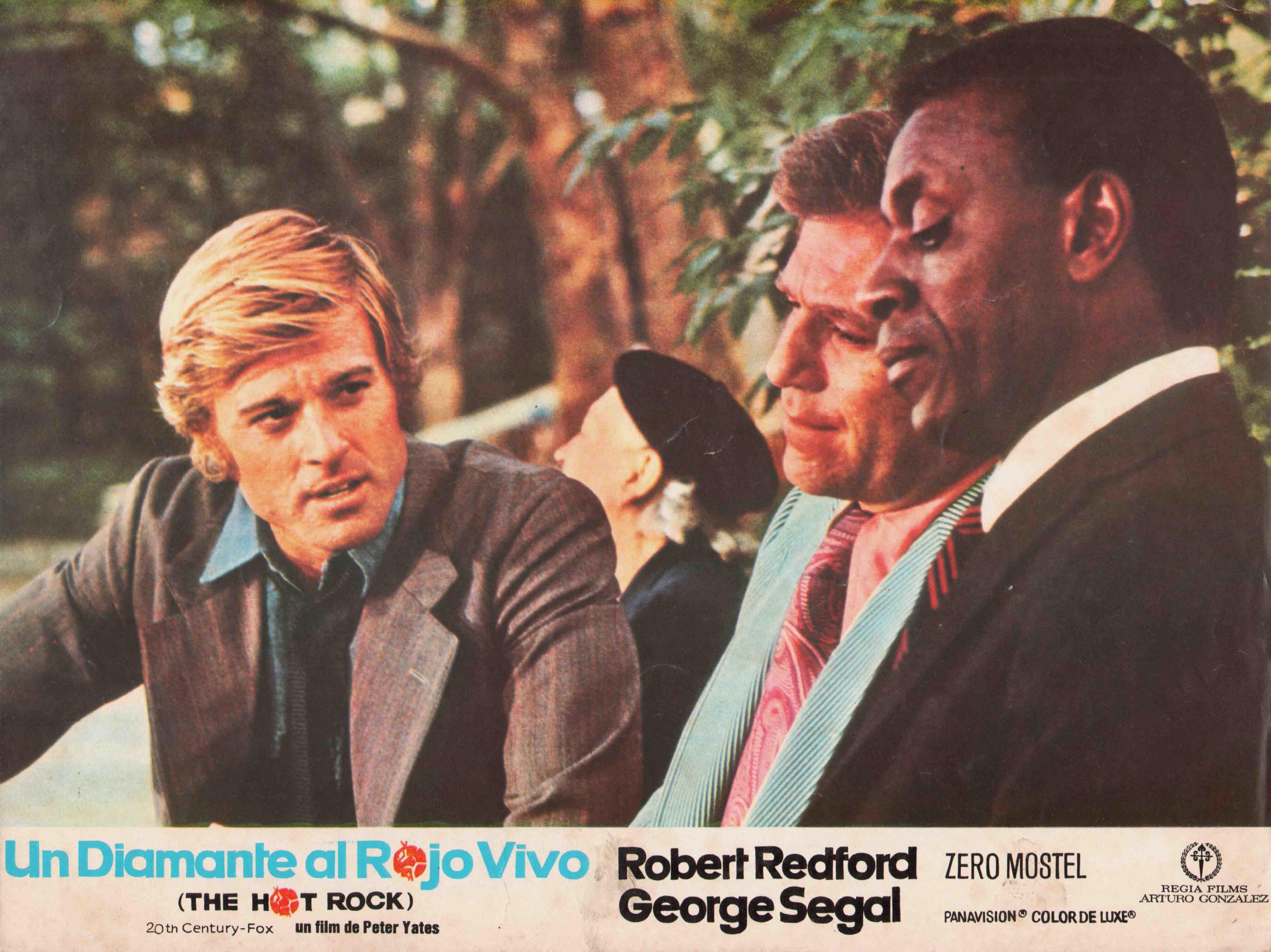 Un Diamante Al Rojo Vivo Robert Redford Rojo Vivo Museo De Brooklyn