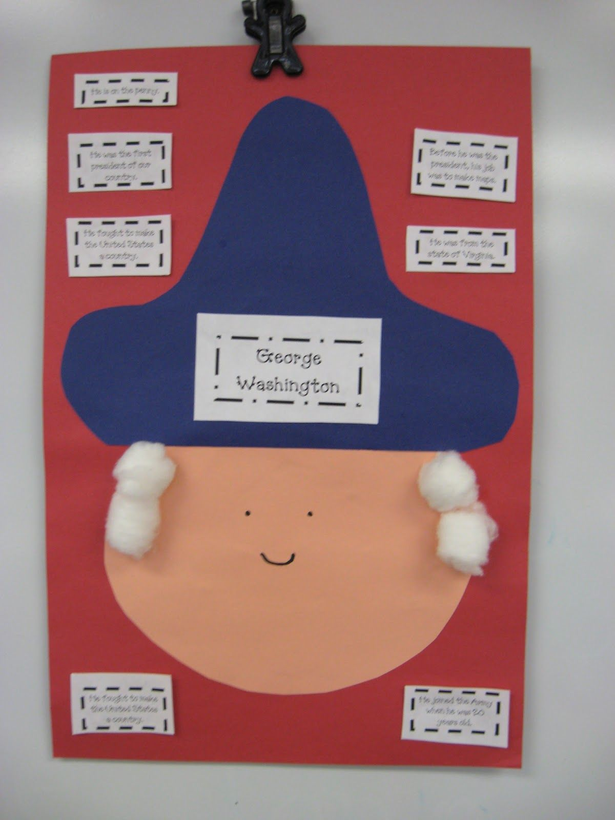 The First Grade Sweet Life President S Day Activities Two George W Facts Cute