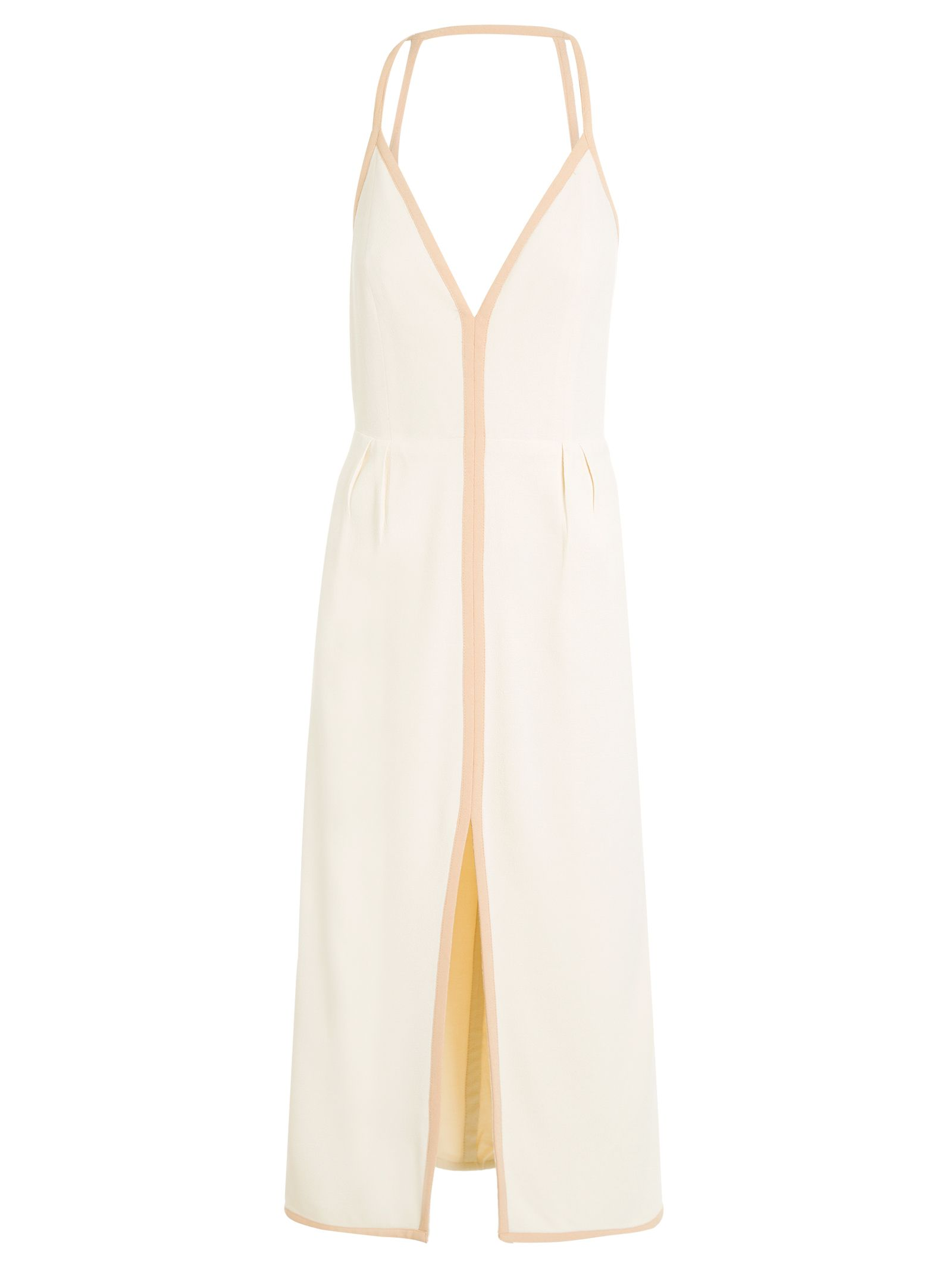 7232f865b Vestido Demi - Cris Barros - Nude - Shop2gether   vestido em 2019 ...