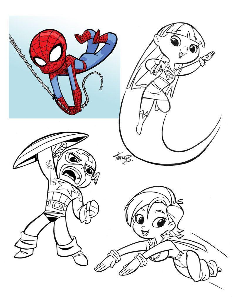 Tom Bancroft Character Design Book : Tom bancroft character design illustration animation