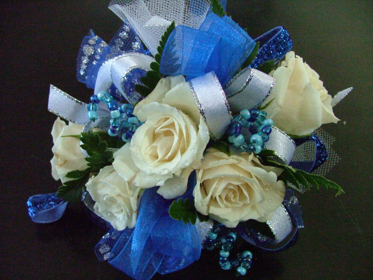Prom corsages for 2013 royal blue accents prom flowers corsages prom corsages for 2013 royal blue accents izmirmasajfo Gallery