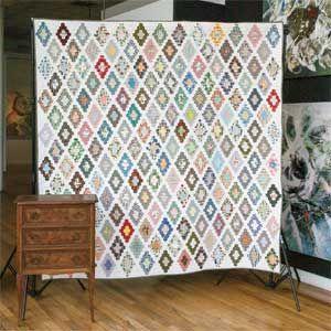 Not Your Grandmother's Flower Garden: Diamond Hexi English Paper ... : pieced quilt patterns - Adamdwight.com