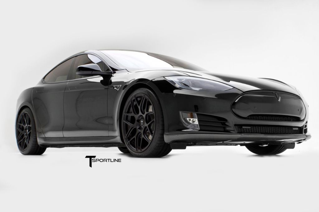 Black Tesla Model S Ts Das Automobil Pinterest Wheels - Automobil tesla