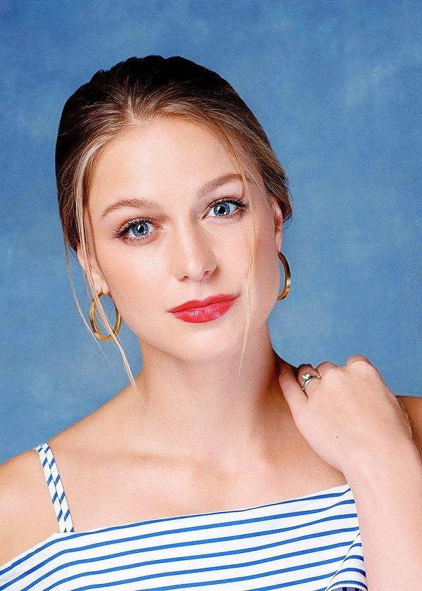 Pin by Chelsey Campbell on hair   Melissa benoist hot